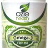 Omega 3  Fish Oil ozie health