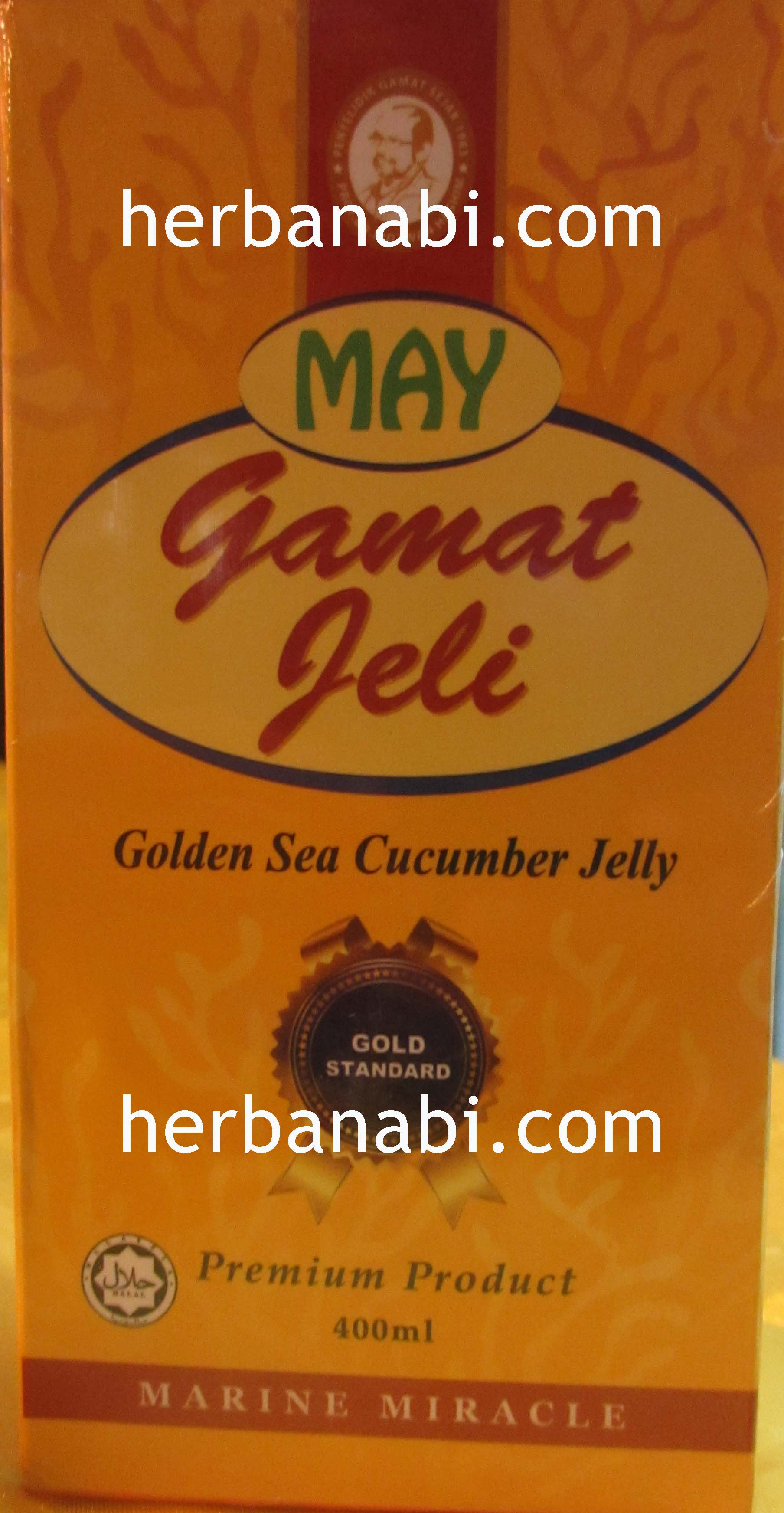 may gamat jelly