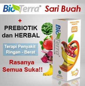 bioterra sari buah surabaya