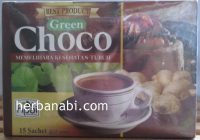 Coklat herbal green choco