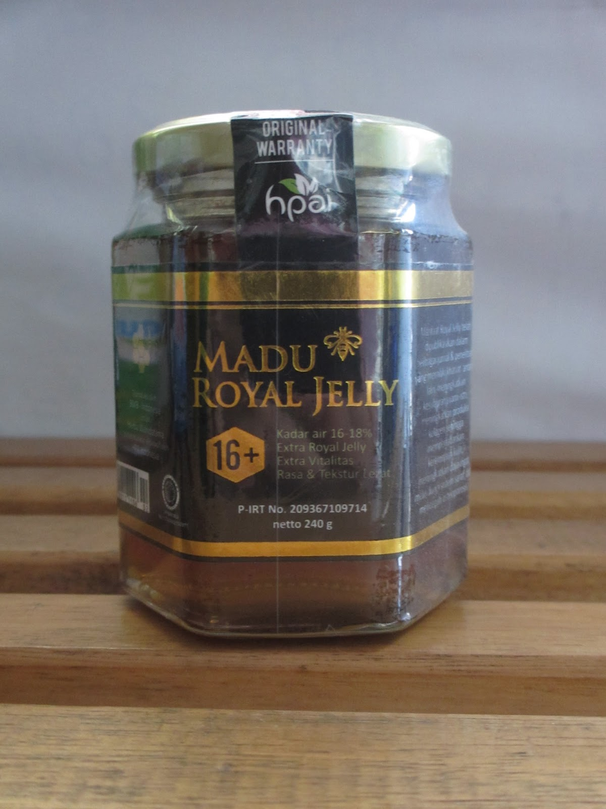 madu royal jelly surabaya
