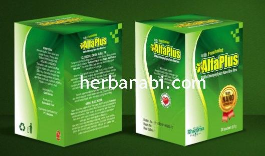 alfaplus klorofil powder