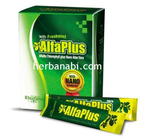 AlfaPlus klorofil Powder surabaya