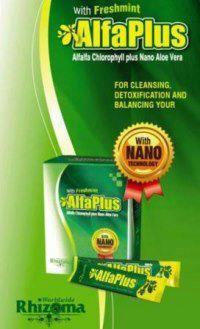 AlfaPlus Chlorophyll Powder