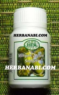 Minyak Zaitun Softgel HPAI