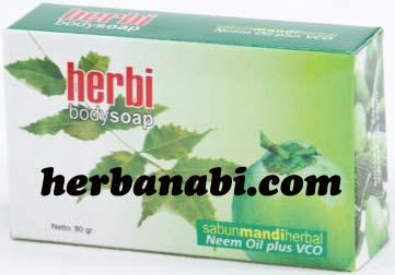 sabun mandi herbal vco neem oil