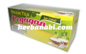 teh pegagan herbal insani surabaya