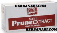 MIKI PRUNE EXTRACT JELY HITAM