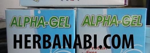 JUAL ALPHA GEL COLLAGEN BANDAR LAMPUNG GROSIR
