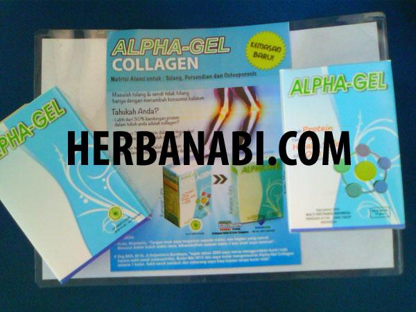 JUAL alpha gel collagen surabaya MURAH