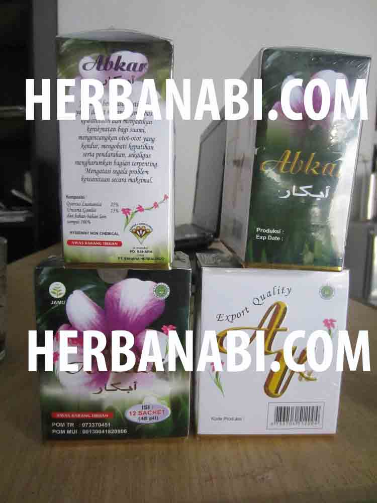 jual jamu herbal abkar palembang