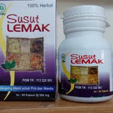 GROSIR SUSUT LEMAK HERBAL