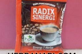 Manfaat kopi Radix Grosir
