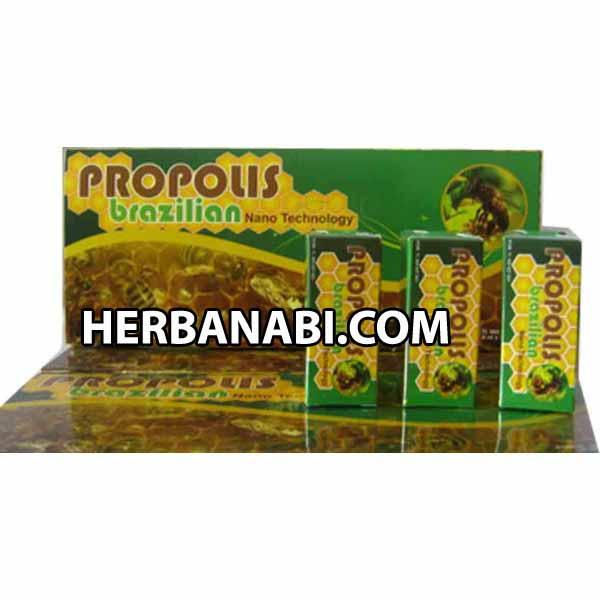 AGEN GREEN PROPOLIS BRAZILIAN HIJAU GROSIR