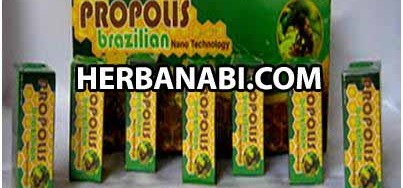 JUAL PROPOLIS BRAZILIAN HIJAU ORIGINAL
