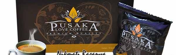 Pusaka Love Coffee Murah Original