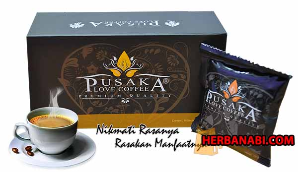 Pusaka Love Coffee Murah Original