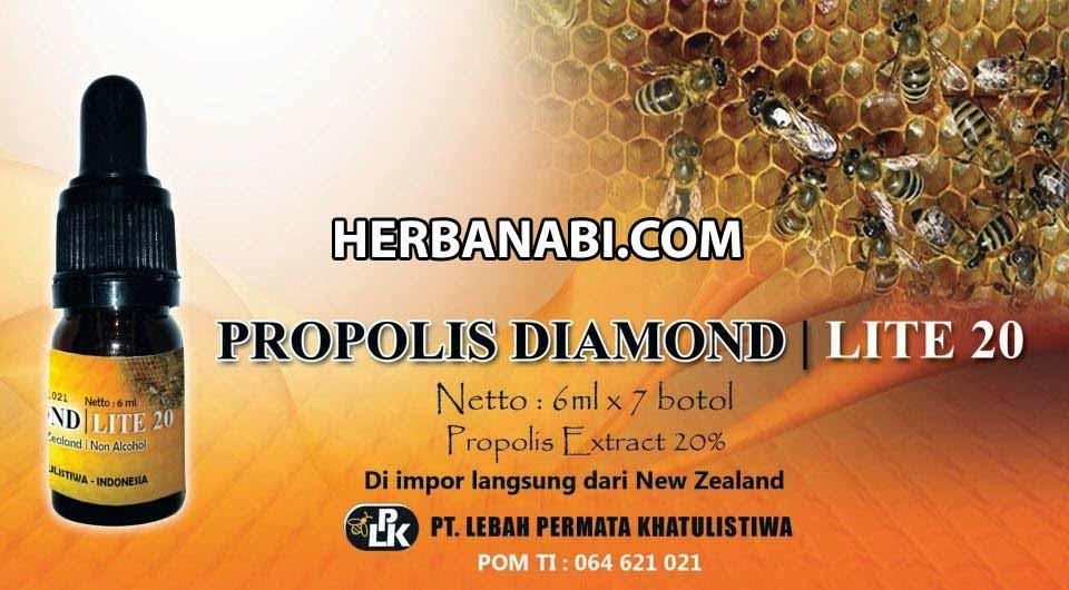 agen Propolis diamond lite asli original