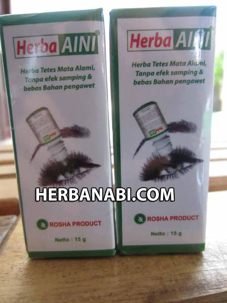 herba aini untuk mata minus sidoarjo malang
