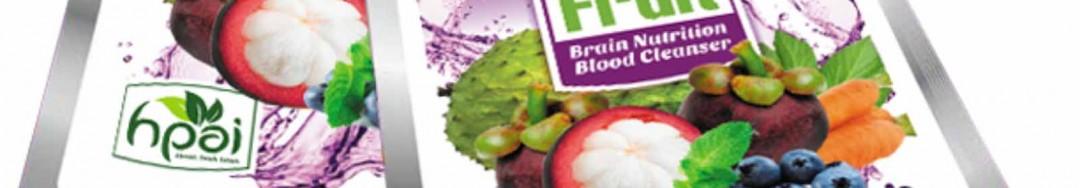 testimoni Extra Fruit HPAI sachet