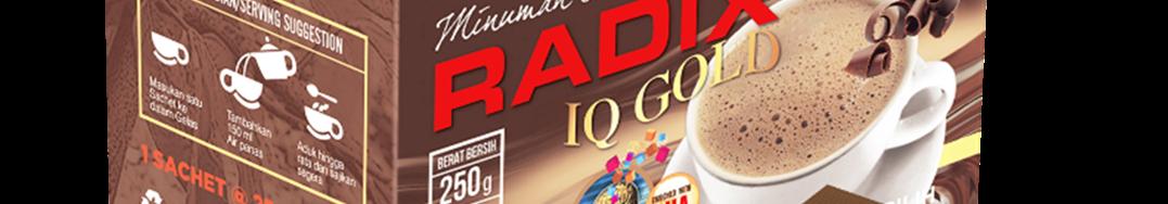Jual Radix IQ Gold HPAI SURABAYA SIDOARJO