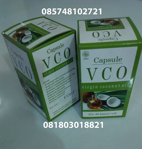 GROSIR VIRGIN COCONUT OIL MURAH