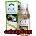 VCO Herbal Inti Sehat VCO HIS Virgin Coconut Oil Cair Minyak