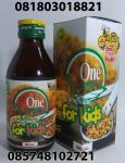 B1one Sirup Herbal Kecerdasan Anak Bione For Kids