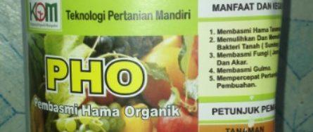 Pembasmi Hama Organik Terbaik PHO