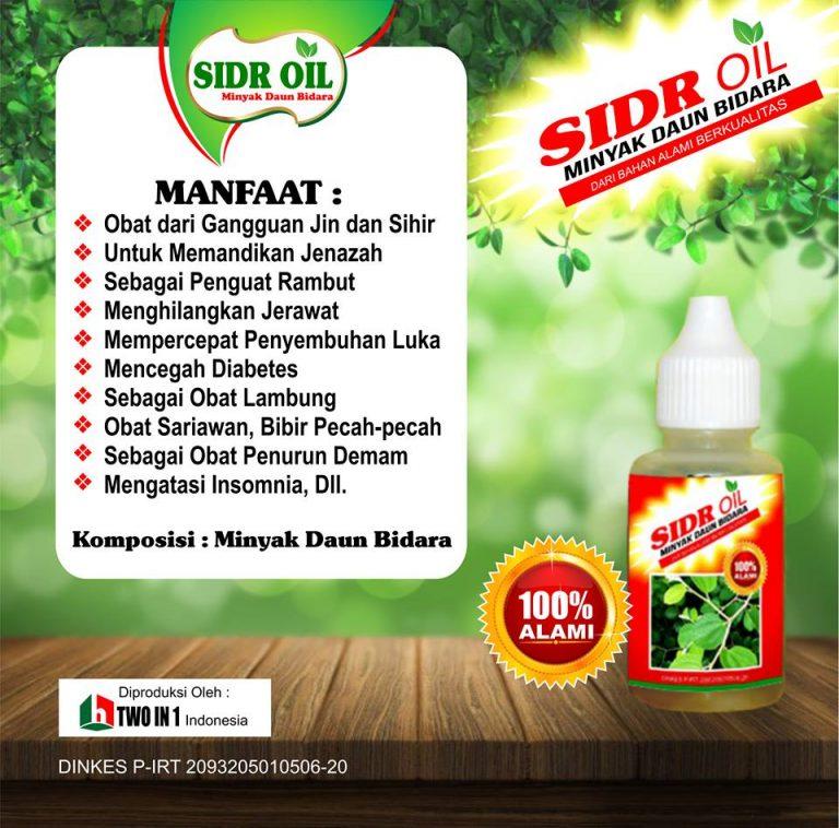 Jual minyak daun bidara terbaik