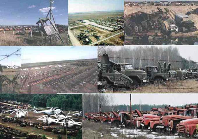 Saksi Bisu Ledakan Bom Atom Chernobyl yang dahsyat