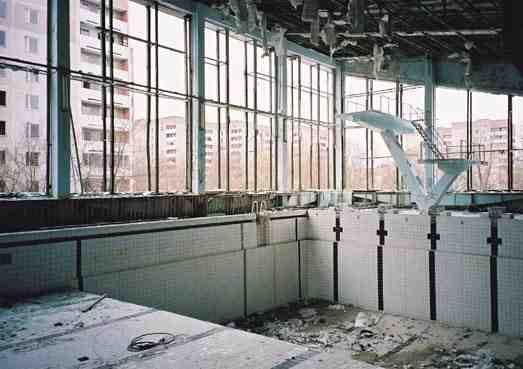 dampak dari tragedi chernobyl