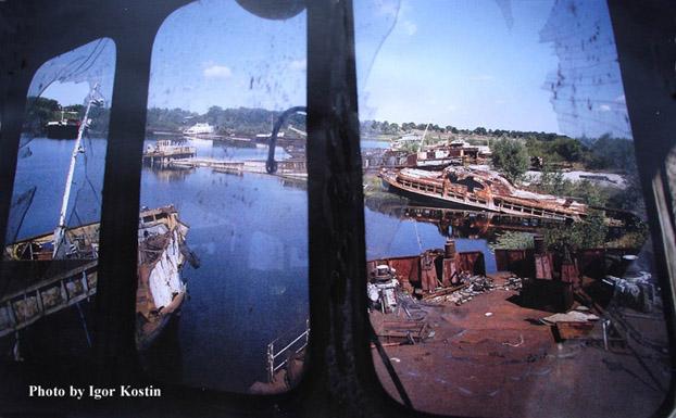 dampak ekonomi akibat ledakan chernobyl