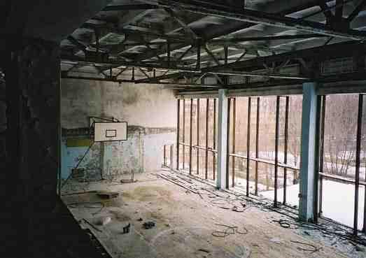 efek tragedi chernobyl