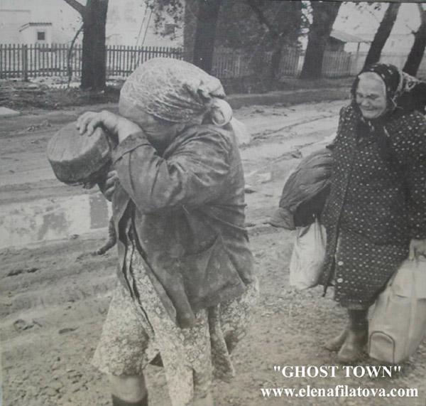 foto evakuasi korban ledakan chernobyl