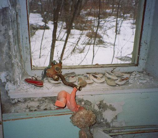foto korban tragedi chernobyl