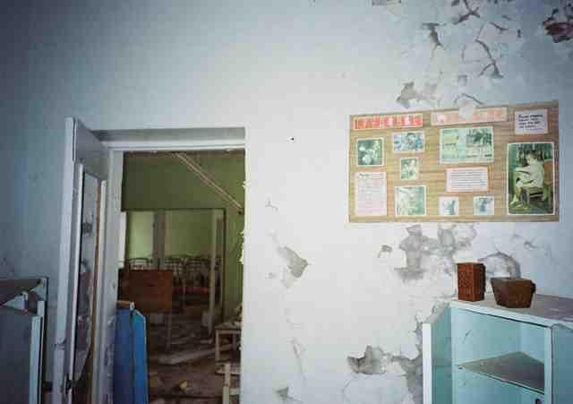 gambar tragedi chernobyl