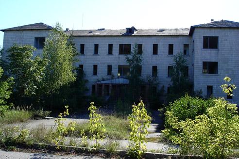 kasus musibah reaktor nuklir di chernobyl
