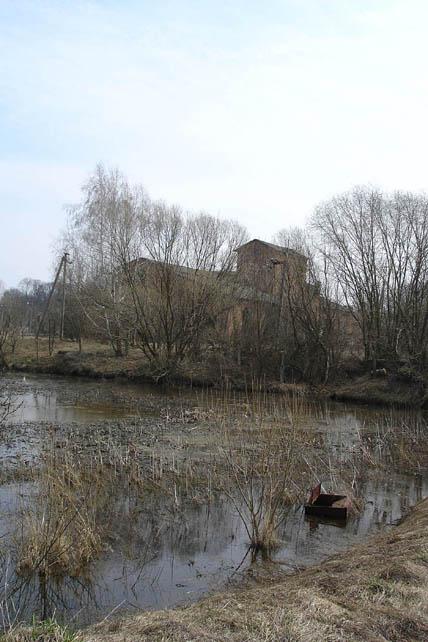 kebocoran nuklir di chernobyl