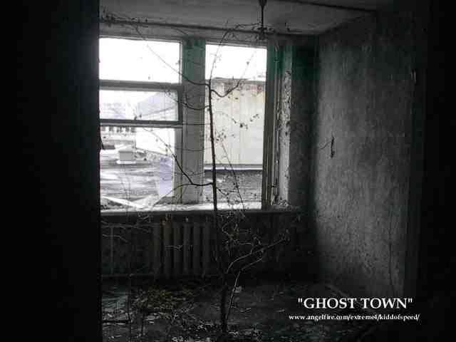 kondisi sekarang kota chernobyl