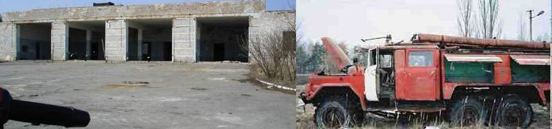 korban pertama chernobyl pemadam kebakaran