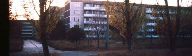 kota chernobyl sekarang