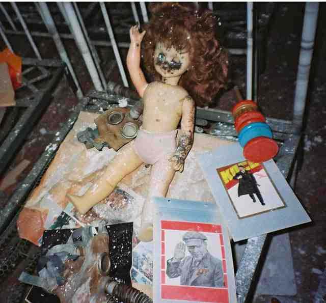 kota hantu peninggalan tragedi nuklir chernobyl