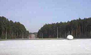 menuju utara lagi kota hantu chernobyl