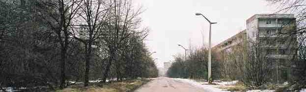 misteri chernobyl