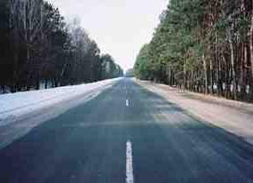 perjalanan ke chernobyl menuju utara
