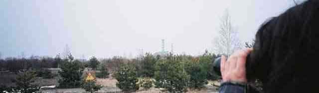 pusat tenaga atom nuklir chernobyl