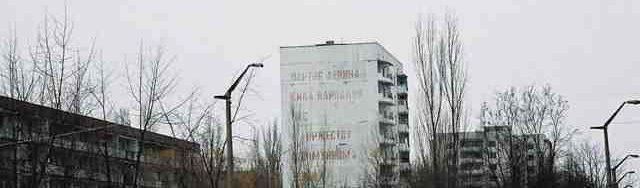 Tragedi Nuklir Chernobyl bagian 2