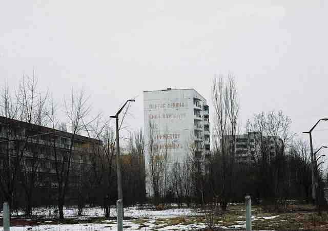 sejarah bencana chernobyl