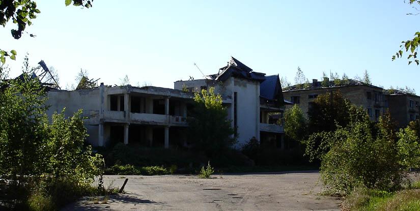 sejarah nuklir chernobyl